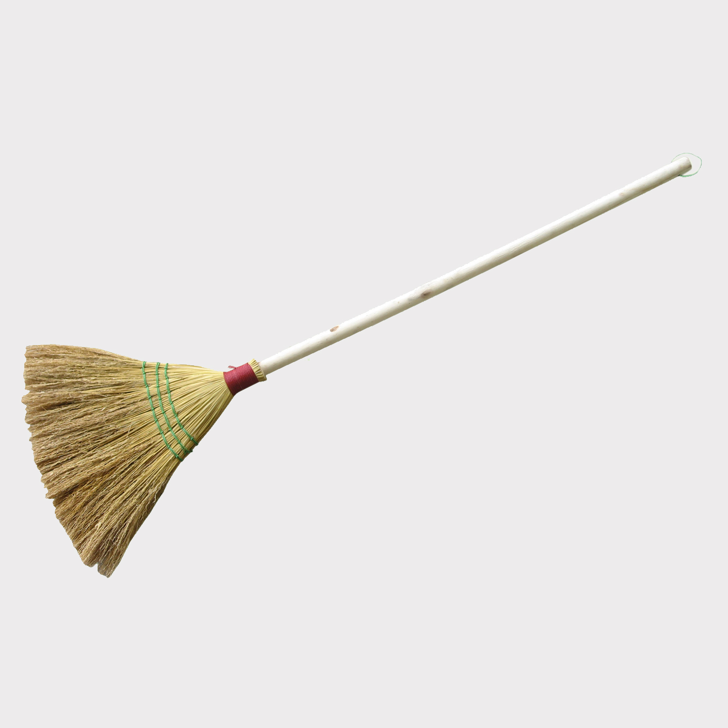Straw Broom 260046
